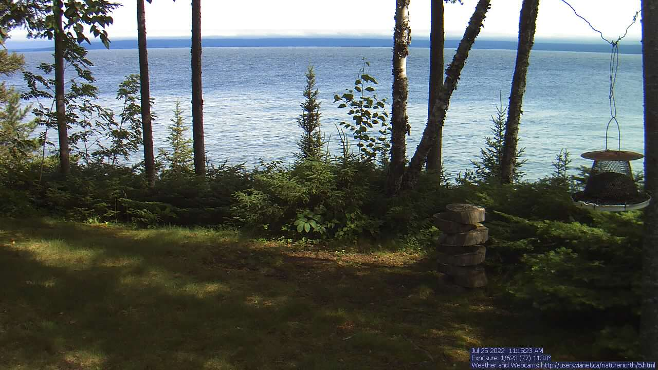Webcam from Montreal River Harbour